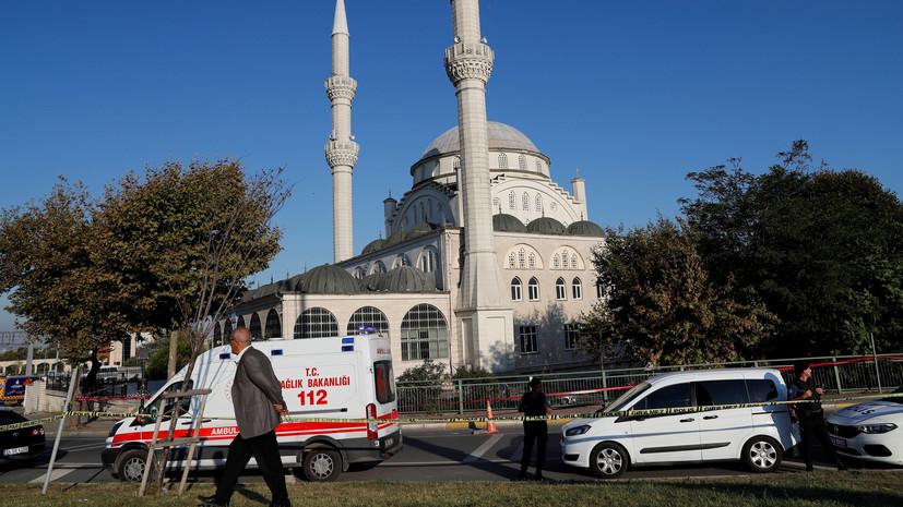 Более 30 человек пострадали при землетрясении в Стамбуле