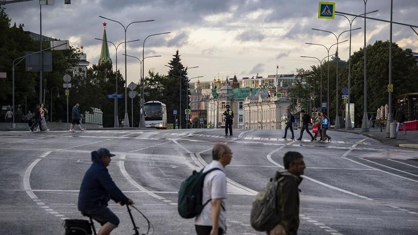 В Москве вечером 27 сентября может ухудшиться качество воздуха