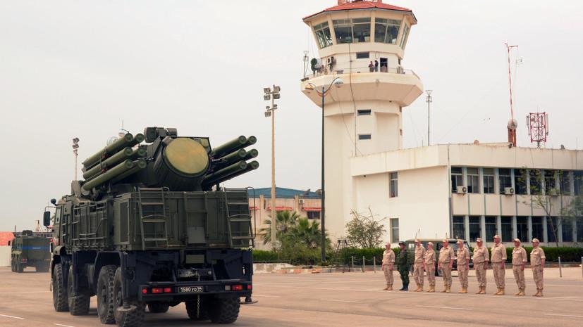 Идлибские дроны: в Минобороны назвали число сбитых в районе Хмеймима беспилотников