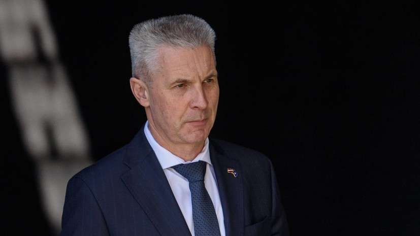 Глава Минобороны Латвии назвал легионеров СС гордостью страны