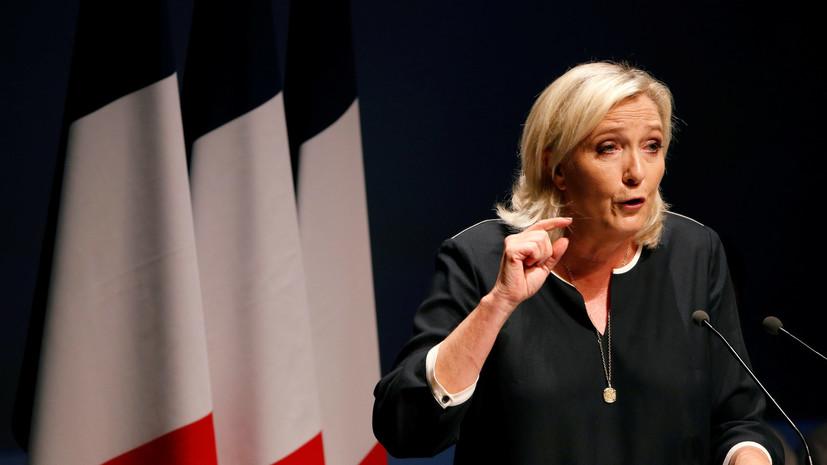 Марин Ле Пен отказали в посещении церемонии в память о Шираке