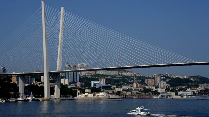Во Владивостоке установлен температурный рекорд