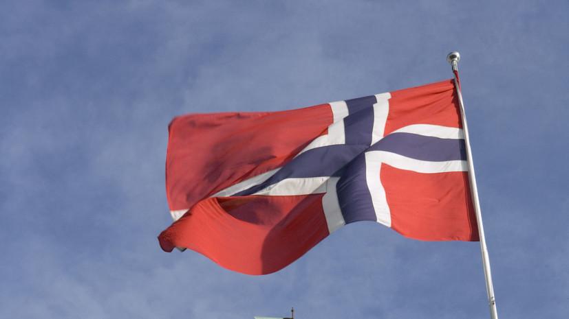 Посольство России назвало провокацией статью о спецназе в Норвегии