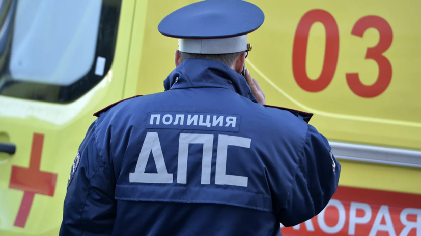 В ДТП с автобусом в Челябинской области погиб один человек, ещё пятеро пострадали