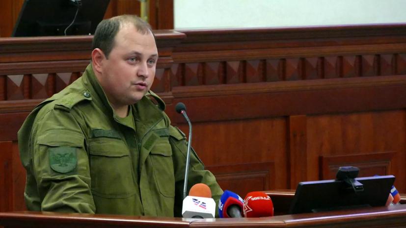 В Кремле прокомментировали назначение Трапезникова мэром Элисты