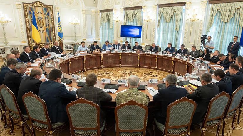 Четыре месяца в обороне: Зеленский уволил Данилюка с поста секретаря СНБО Украины