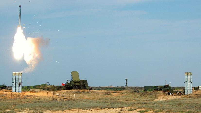 «Важное направление сотрудничества»: Россия поставит Индии С-400 в течение 18—19 месяцев