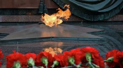 В Кронштадте военные России и Германии почтили память погибших в Великую Отечественную войну