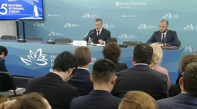 «Подписано более 270 соглашений на сумму 3,4 трлн рублей»: полпред президента об итогах ВЭФ-2019