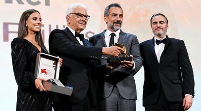 Лев для кинозлодея: «Джокер» получил главный приз Венецианского кинофестиваля