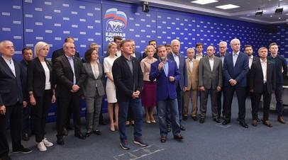 Турчак заявил о «ядерном электорате» партии «Единая Россия»