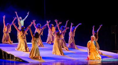 Петербургский театр «Рок-опера» приедет на гастроли в Москву в конце сентября