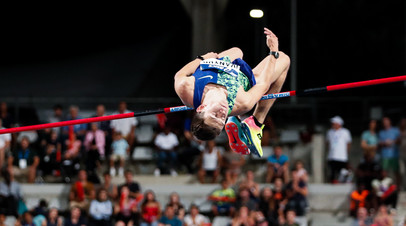 Иванюк стал вторым в прыжках в высоту во встрече сборных Европы и США