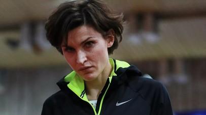 Чичерова прокомментировала решение IAAF не предоставлять ей нейтральный статус