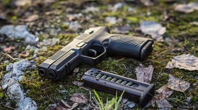 Пистолет «Удав»