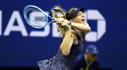 Проигрыш Возняцки, заявка в Линц и мысли о Кубке Кремля: чем занимается Шарапова после вылета из топ-100 рейтинга WTA