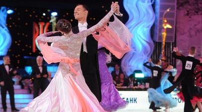 Международный турнир по бальным танцам пройдёт 27—29 сентября в Москве