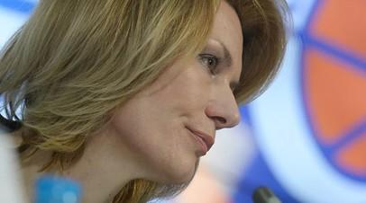Суд взыскал 42,8 млн рублей с экс-главы РФБ Аникеевой