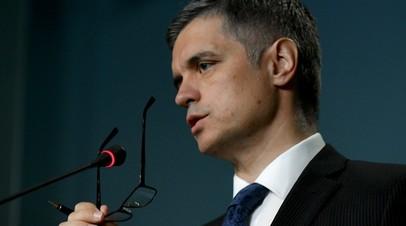 Глава МИД Украины заявил, что дал согласие на формулу Штайнмайера
