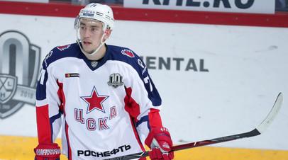 СМИ: Хоккеист Бурдасов пройдёт просмотр в «Эдмонтоне»