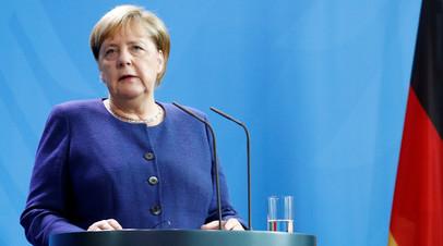 Меркель заявила, что видит возможность организованного брексита