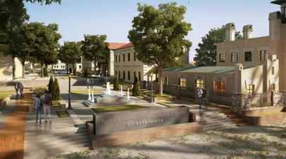 Россия и Китай построят в Харбине кампус для университетов двух стран