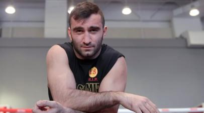 Боксёр Гассиев дебютирует в тяжёлом весе в декабре