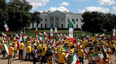 «Сдерживает понимание, что просто победить не удастся»: в США представили три сценария развития конфликта с Ираном