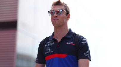 Квят продолжит выступать за Toro Rosso в следующем сезоне «Формулы-1»
