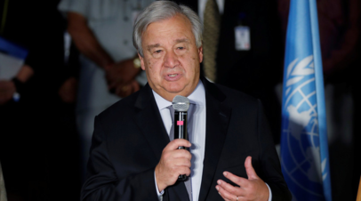 Политолог оценил слова Генсека ООН о конституционном комитете в Сирии
