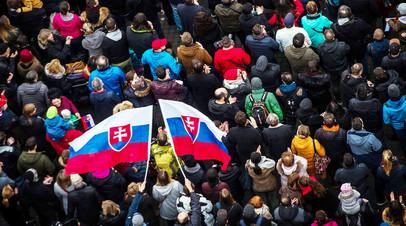 В поисках новых партнёров: в Польше раскритиковали сближение Словакии с Россией