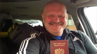 Участник одесского «антимайдана» получил российский паспорт после публикации RT