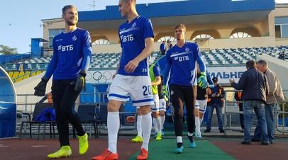 Силкин о поражении «Динамо»: это ни в какие ворота не лезет