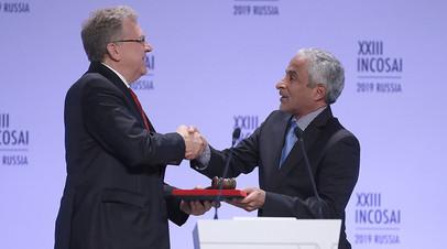 «Общество ждёт от нас эффективной работы»: Россия возглавила Международную организацию высших органов финконтроля