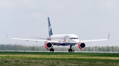 Boeing авиакомпании Azur Air. Архивное фото