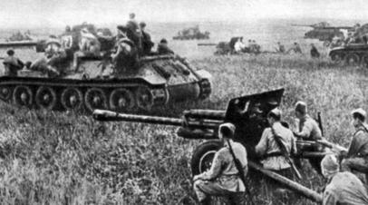 Бои в ходе Белградской наступательной операции
