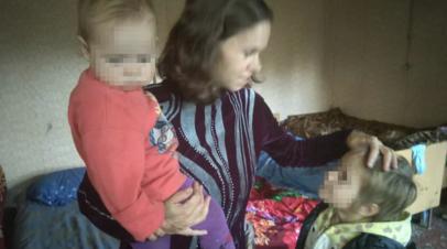 У сбежавшей от опеки в Карелию семьи отнимают шестерых детей