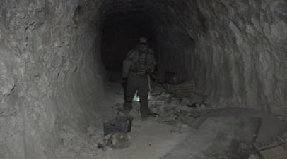 Разрушенная инфраструктура и тайные пещеры: как выглядит сирийский Хан-Шейхун после ухода террористов