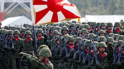Силы самообороны Японии