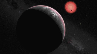 Гигант на орбите у карлика: астрономы нашли планету там, где её не должно быть