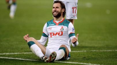 Крыховяк признан лучшим футболистом матча «Локомотив» — «Зенит»