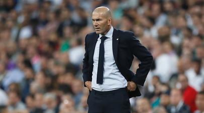 «Реал» впервые не пропустил в трёх матчах чемпионата Испании подряд под руководством Зидана