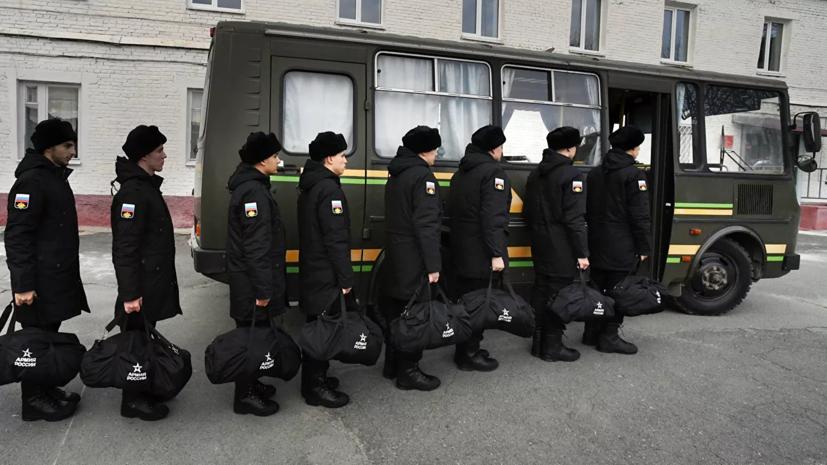 Путин подписал указ о призыве в российскую армию осенью