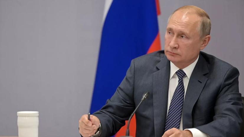 Песков: Путину доложат о ситуации с полковником ФСБ Черкалиным