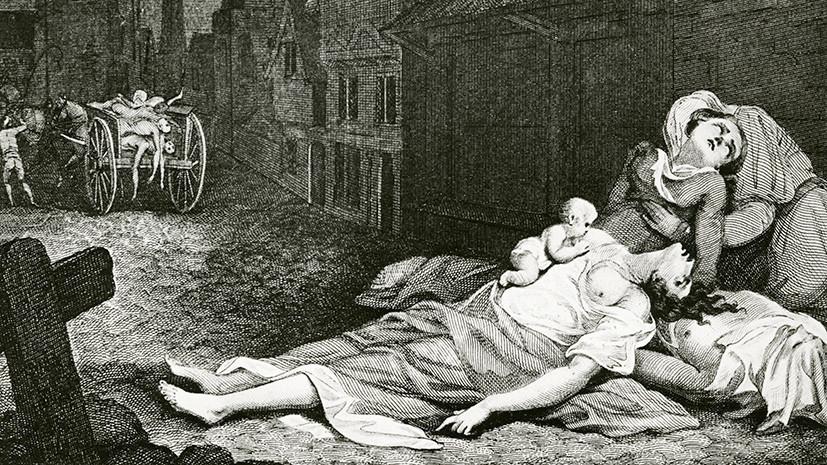 Чёрная смерть с востока: учёные выяснили, как чума в Средние века попала в Европу