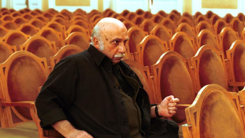 В Союзе композиторов назвали большой утратой смерть Канчели