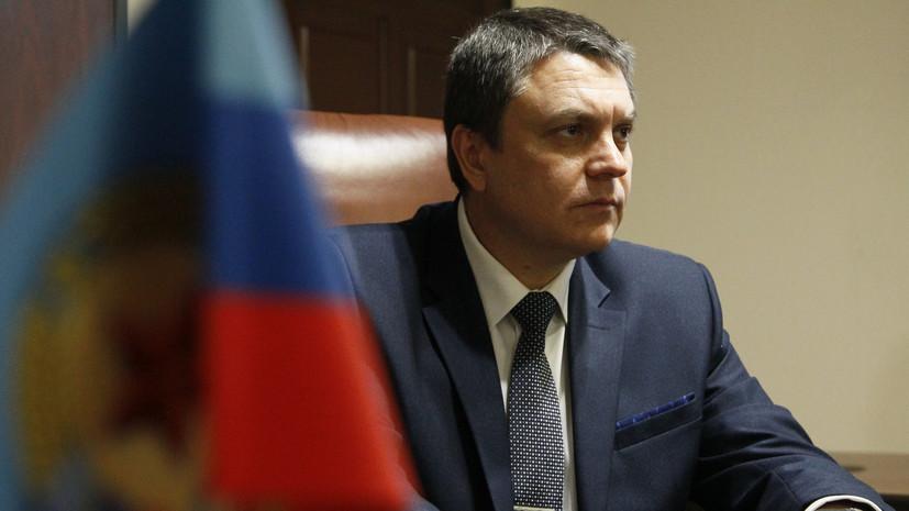 В ЛНР и ДНР призвали Зеленского не диктовать им условия