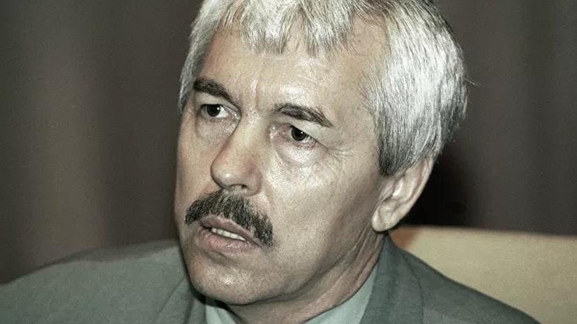 Бывшего президента Крыма похоронили в Симферополе