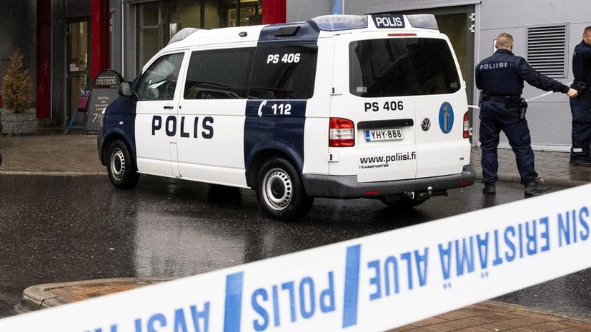 При нападении на училище в Финляндии погибла украинка