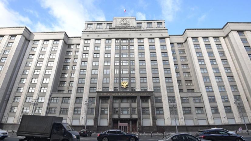 В Госдуме оценили заявления о спецпошлине на электричество из России